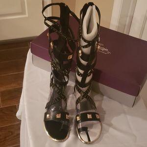 Fergie Gladiator Sandals